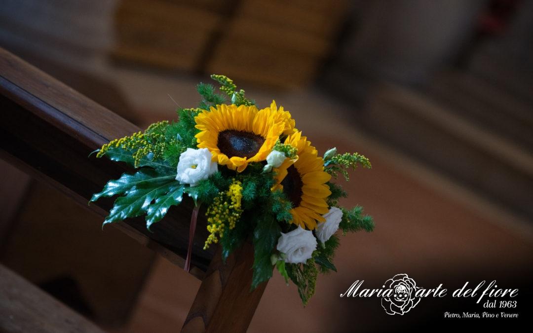 Matrimonio a San Pietro alla Carità